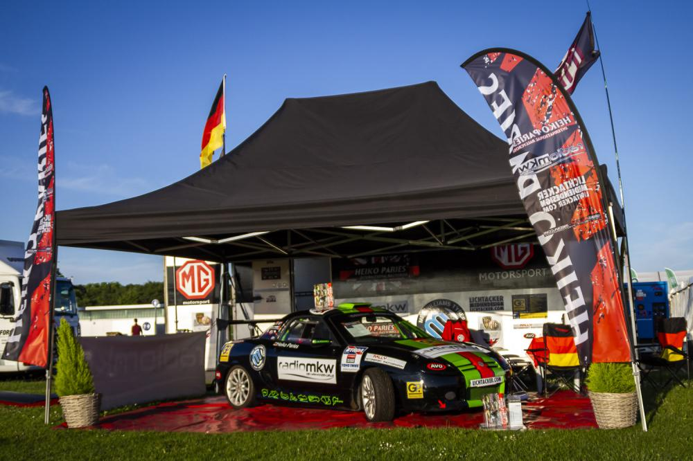Heiko Paries International Rallycross at MG Live! 2018_22